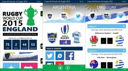 Copa Del Mundo Rugby