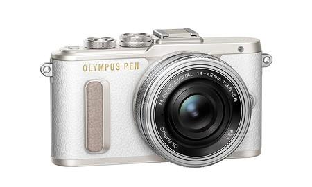 En Amazon, tienes la sin espejo Olympus Pen E-PL8 con objetivo 14-42 a precio mínimo, por sólo 355,44 euros