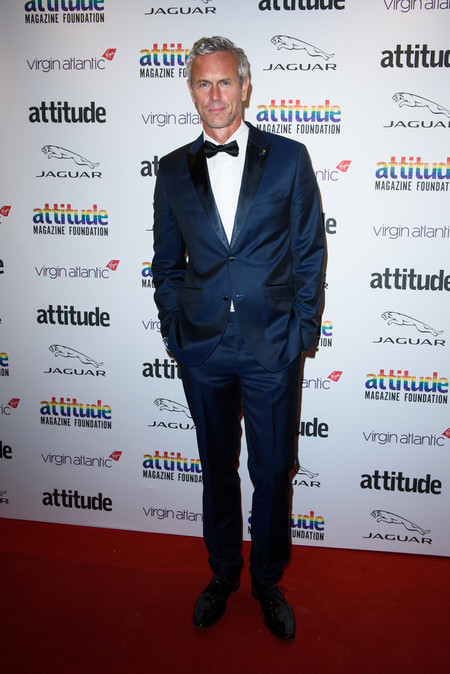 Mark Foster Attitude Awards 2019 Red Carpet London