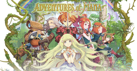 Fanáticos de los RPGs, Adventures of Mana llegará a iOS y Android