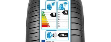 La nueva etiqueta para neumáticos mostrará información mucho más completa, y ya tiene fecha de lanzamiento