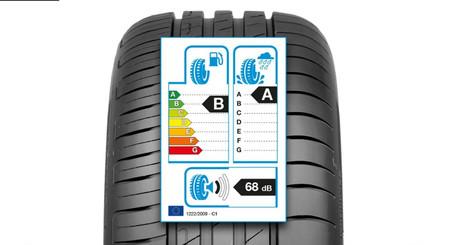 Nuevo etiquetado de neumáticos 2021