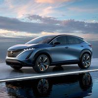 Nissan Ariya podría llegar a producción antes de lo previsto