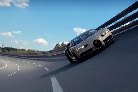 Bugatti Chiron Andy Wallace 1