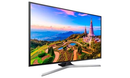 Chollo: la Samsung UE40MU6105, más barata que nunca ahora en PcComponentes, por sólo 448,99 euros