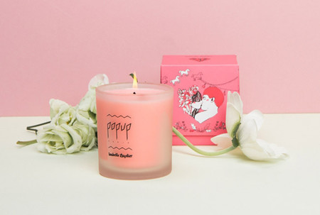 Candles PopUp are a girl's best friend
