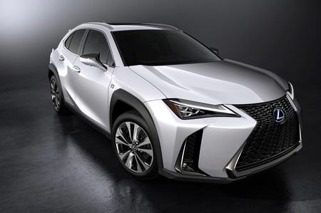 Lexus Ux 2019 28