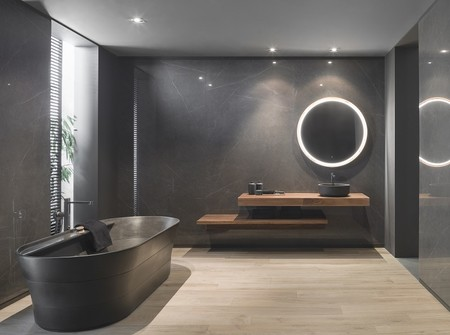 Xlight Liem Grey Polished 120x250 Par Ker Manhattan Urbatek Porcelanosa