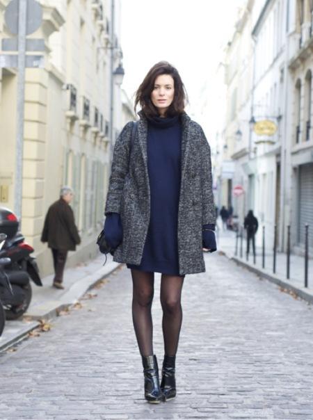 Hedvig Opshaug demuestra que el estilo no está reñido con estar embarazada