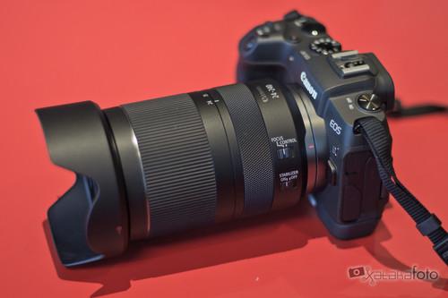 Canon RF 24-240 mm f/4-6,3 IS USM, nueva óptica todoterreno con zoom 10x para las sin espejo full frame Canon EOS R