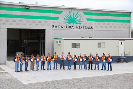 Bacanora Lithium