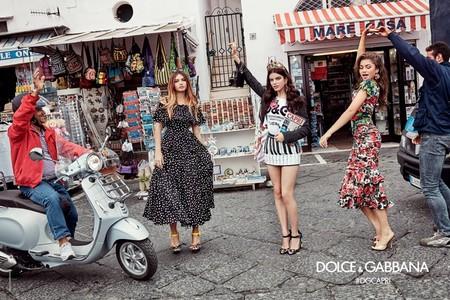 Dolce & Gabbana quiere conquistar a los millenials y apuesta por Zendaya en su nueva campaña