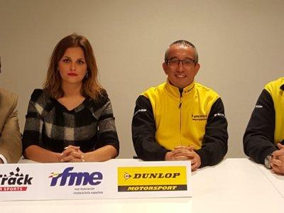 El Campeonato de España de Flat Track contará con Dunlop como suministrador oficial