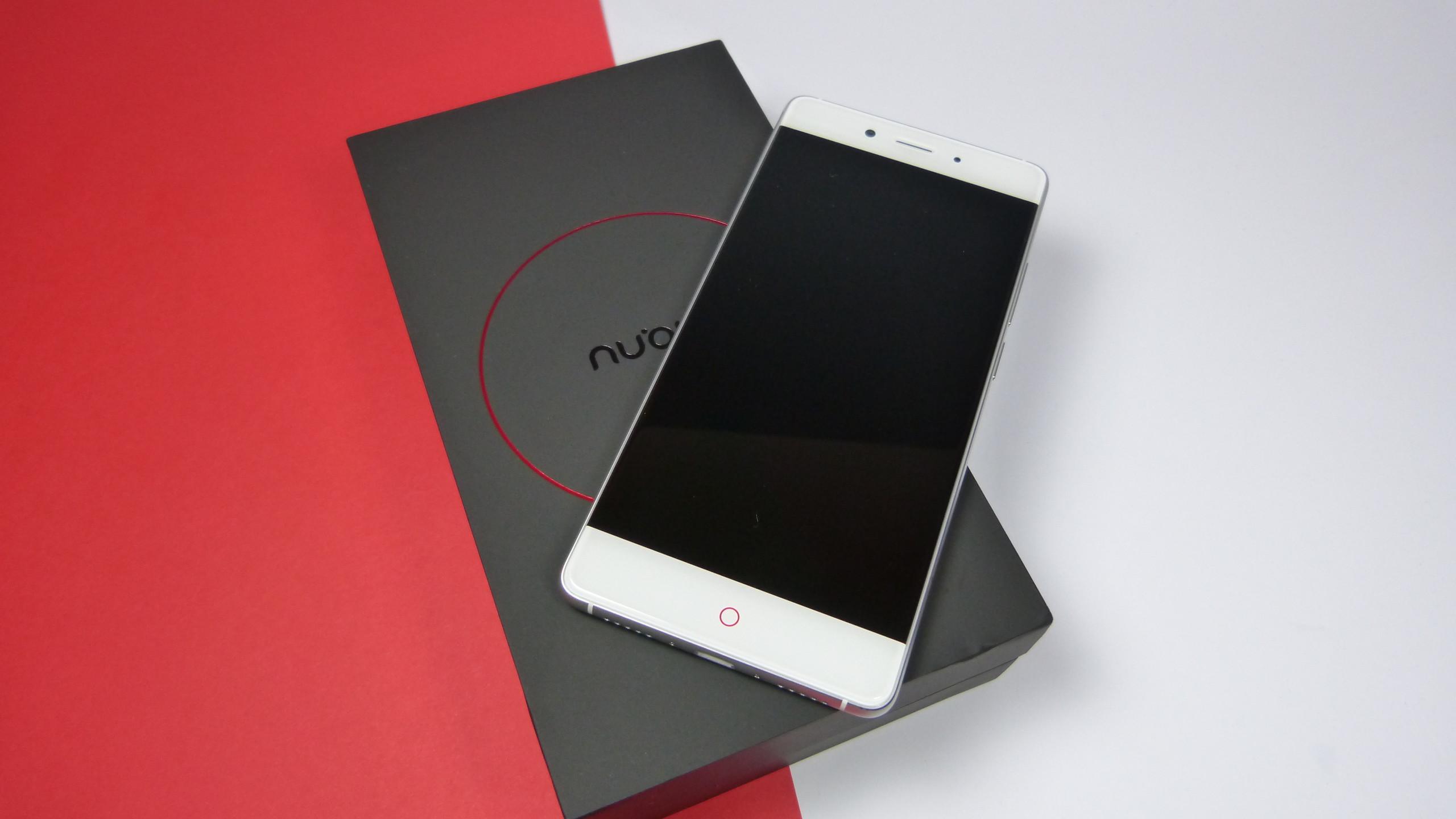 Nubia Z11, diseño