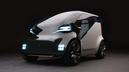 Evolución diseño coches Ces2017 Hondaneuv