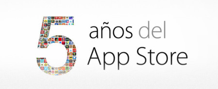 La App Store cumple 5 años
