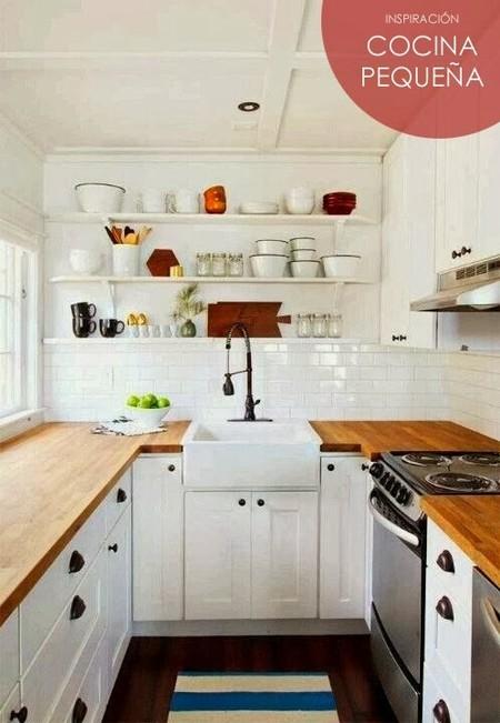 La semana decorativa: ideas para cocinas pequeñas