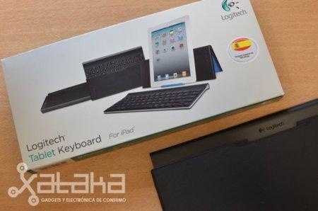 prueba logitech tablet keyboard