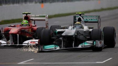 Se intensifican los rumores que relacionan a Nico Rosberg con Ferrari en 2012