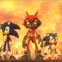 Sonic Forces presenta su tercer protagonista ¡y es totalmente personalizable!