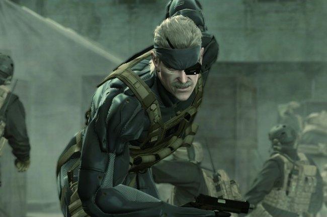 Imagen de Metal Gear Solid 4