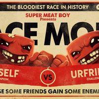 El modo rompe-amistades para dos jugadores de Super Meat Boy ya está disponible en Steam. Pero no es gratis