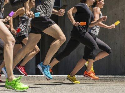 Por qué las zapatillas de running para hombres y para mujeres son diferentes