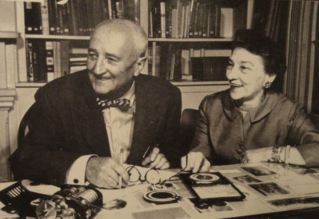 William F Friedman And Elizebeth Smith Friedman National Cryptologic Museum Dsc07696