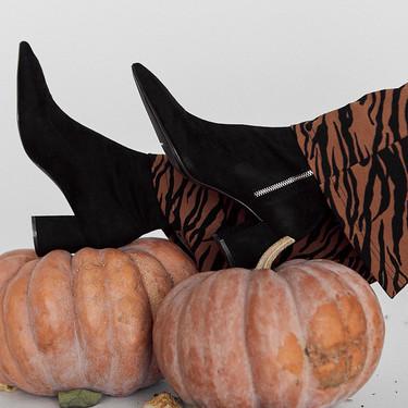 Así es la colección de Stradivarius para Halloween que también vas a poder lucir en tus looks diarios