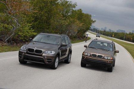BMW X5: un millón de unidades han salido de fábrica