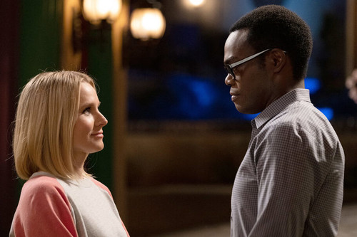 'The Good Place' se despide hasta enero con uno de los mejores episodios de la serie