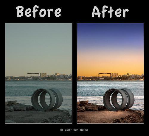 Foto de ¿Cómo Photoshop puede convertir una foto mediocre en una gran fotografía? (3/12)