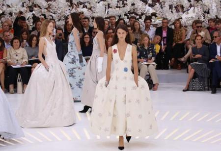 Christian Dior Alta Costura Otoño-Invierno 2014/2015