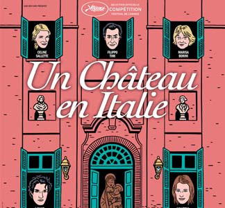 'Un castillo en Italia', la terapia de Valeria Bruni-Tedeschi