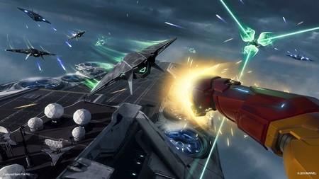 Así se llevó a cabo la creación y desarrollo de Marvel's Iron Man VR en un making of