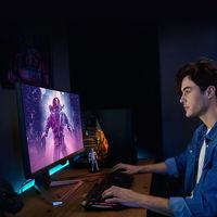 BenQ estrena gama de monitores gaming: la serie MOBIUZ llega con paneles IPS, HDRi y sonido integrado