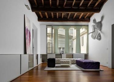 ¿Cómo colocarías tu colección de arte en tu casa de forma original y bien integrada?