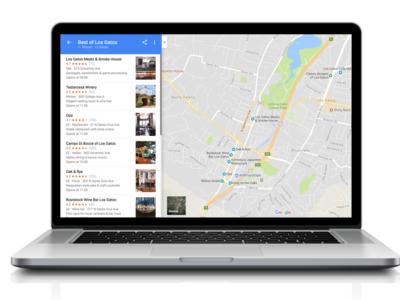 Cómo probar lo nuevo de Google Maps, avisos para bajar del autobus, compartir listas desde la web y la nueva versión ligera