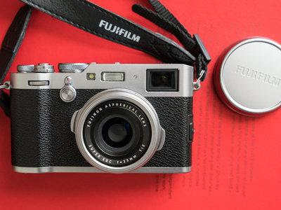 Fujifilm X100F, análisis: sube un peldaño para continuar en lo más alto de las compactas premium