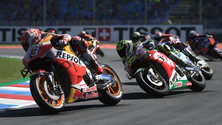 MotoGP20 ya tiene fecha: 23 de abril, y por primera vez con daños físicos que afectarán al rendimiento