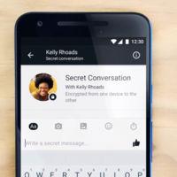 Facebook Messenger comienza a probar chats secretos con cifrado