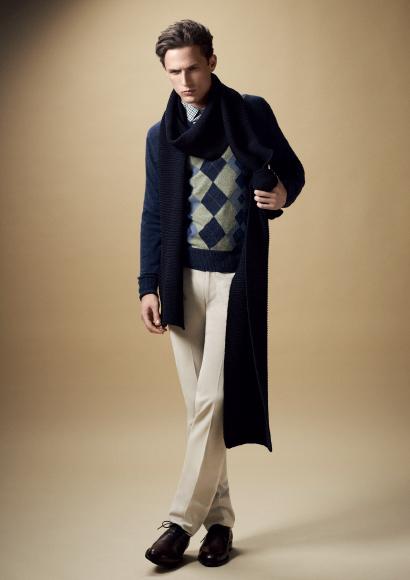 Foto de Tradición elegante en el catálogo de DAKS Otoño-Invierno 2011/2012 (8/15)