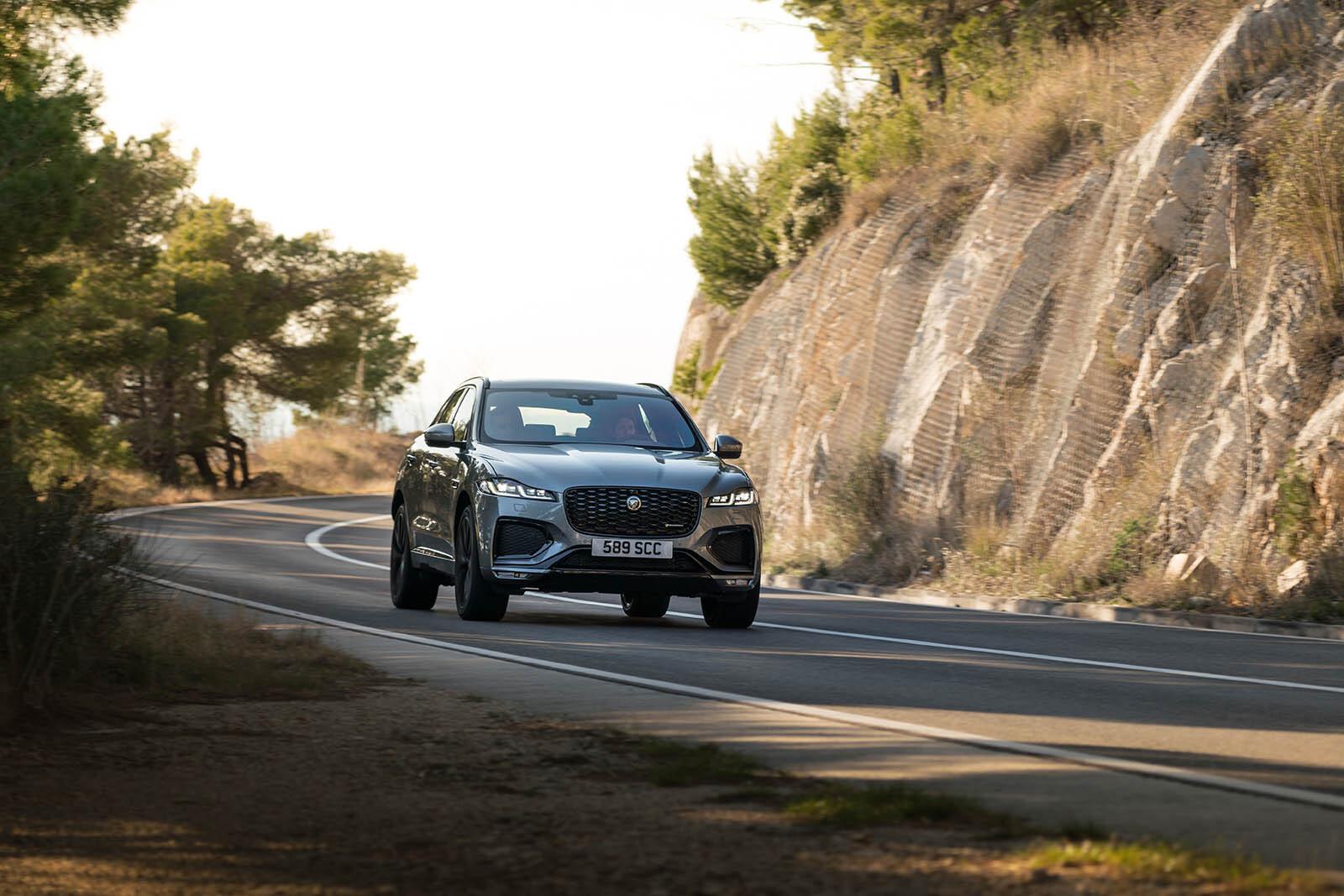 Foto de Jaguar F-Pace 2021 (3/21)