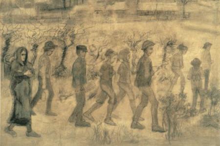 El Van Gogh del que nadie habla: su retrato de la clase obrera durante sus años en el Borinage