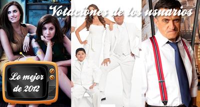 Lo mejor de 2012: vuestros favoritos