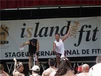 Finalizó Islandfit 2007