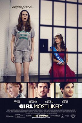 'Girl Most Likely', el tópico de Kristen Wiig