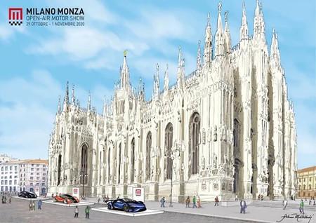 Salon Automovil Milan Monza 2020