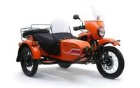 Ural Yamal; la moto fabricada para cruzar Siberia