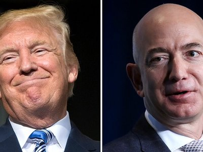 Trump vs Amazon: esto es la guerra